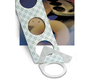 Pěnové pásky 3M- tvarové výseky