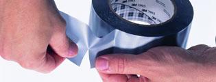 Páska Duct Tape pro univerzální použití-snadné odtržení