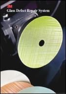 Glass Defect Repair System - Brusivo na Upravu Skel 3M