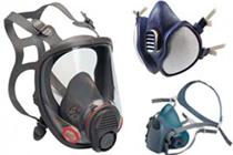 3M Ochranné masky a polomasky