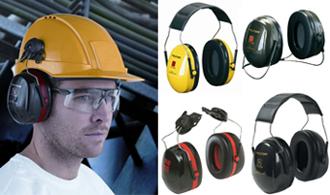 Ochranná sluchátka 3M