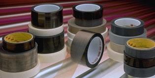 Pásky 3M s nízkým koeficientem tření