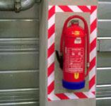 Použití označovacích pásek 3M