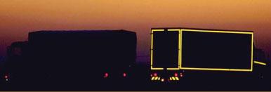 Reflexní označovací pásy 3M Diamond Grade