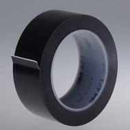 3M 471 Lepiaca páska z mäkkého PVC - čierna