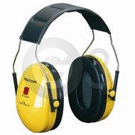 Peltor Optime I, mušľové chrániče sluchu 3M