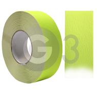 Protišmyková páska - žltozelená