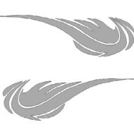 Reflexný motív - krídla