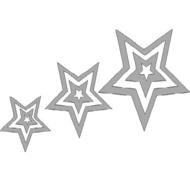 Reflexný motív - hviezdy