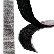 Samolepiaci suchý zips 3M Hook and Loop SJ 3526 - čierny