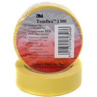 3M Plastová páska pre bežné použitie - žltá