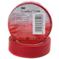 3M Plastová páska pre bežné použitie - červená