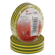 3M Plastová elektroizolačná páska - zelenožltá
